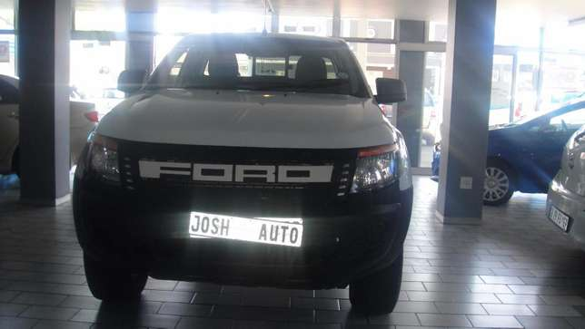Pre owned 2012 Ford Ranger 2.2 double cab hi rider Bruma - image 1