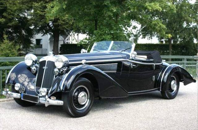 Horch 853 a Spezial Roadster HORCH 853 a Spezial Roadster - 1940