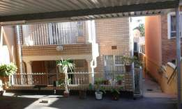 Lovely 3 bedroom extended duplex with income generating granny flats