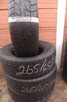 Good used tyres
