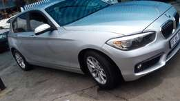 2016 BMW 120i Auto Available for Sale