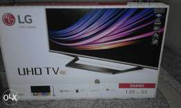 Brand new LG Smart 55-Inches TV for Sale