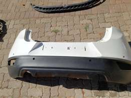 Mazda cx5 grind and rear bumpers