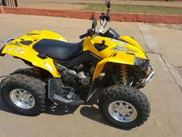 Can-am renegade 800cc 4x4 on special !!!