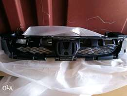 Honda civic complete front grille