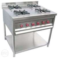 Stainless Gas Cooker/Burner