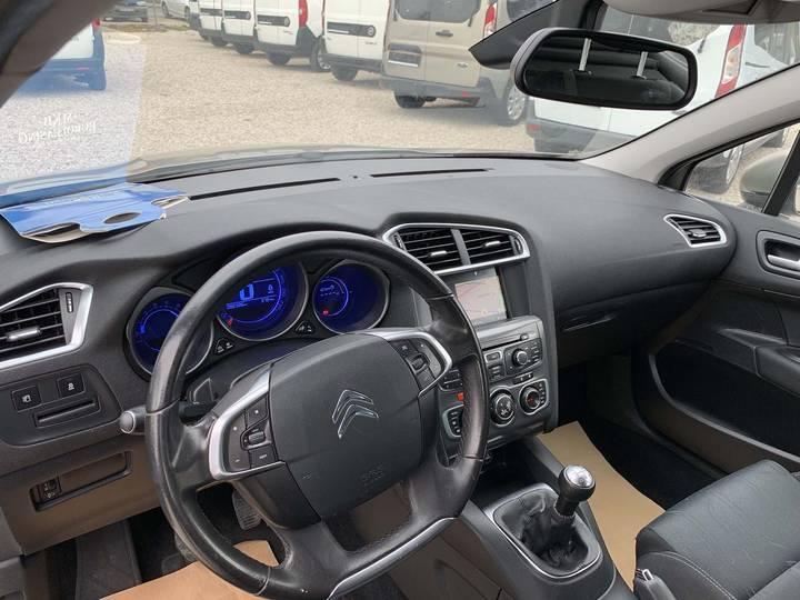 Citroën C4 1.6 HDI 92PS LCV(N1) Navi Digit LED Net 5999 EUR - 2014 - image 8