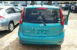 Nissan note kcn fully loaded in Nairobi
