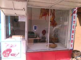 Butchery for sale