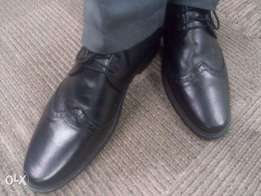 Brand New Marks & Spencer Shoe (Made in Nigeria) Proudly Nigerian