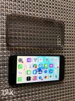I-phone 7, black, 256GB - 6month in use
