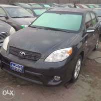 Tokunbo Toyota Matrix 2006, XR, Very Okay To Buy From GMI.