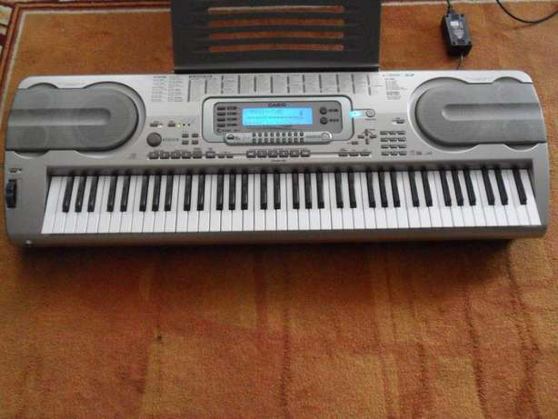 sellin Casio wk-3300 musical instrument Muila Village - image 1