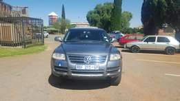 Huge Bargain!! VW Touareg 4x4 Automatic