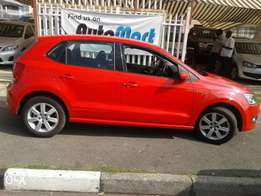 2013 1.6 Polo 6 for sale