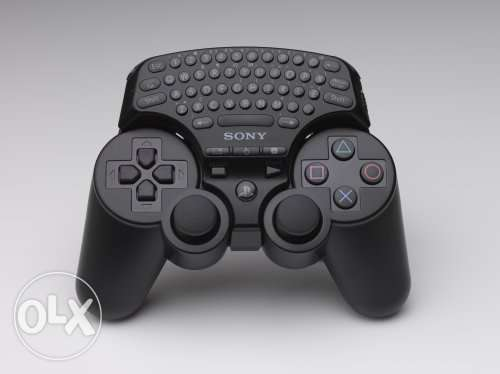 PS3 Wireless Keypad - any bluetooth device - controller not included