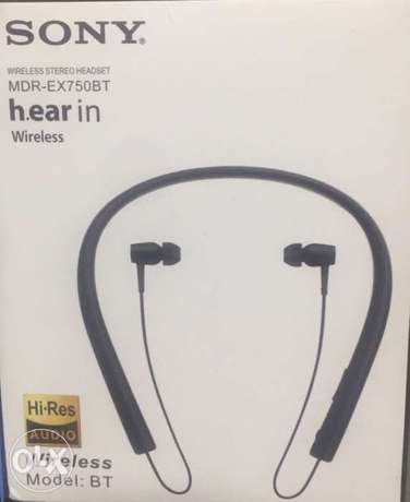Sony wireless headset pro high quality original brand
