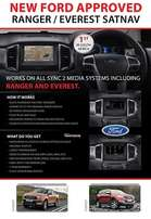 Ford Approved Sync 2 Ranger 2016,Everest,Focus ST & Fusion Sat Nav add