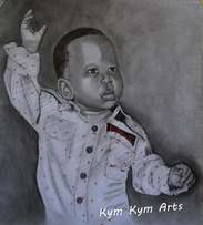 Get drawn by a proffessional A4 size 2500, A3 size 4000,