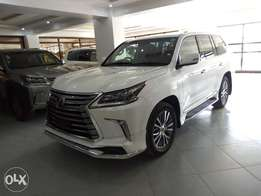 Lexus lx 570 suv 2017 brand new, finance terms accepted