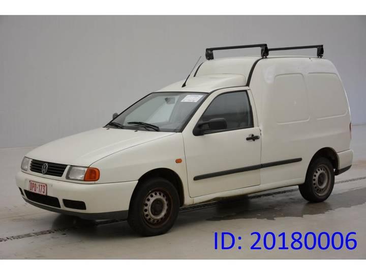 Volkswagen Caddy 1.9 - 2000