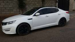 Very neat Kia Optima for sale at a cool price.