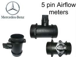 Mercedes Benz Airflow meter Original and Own brand now in stock