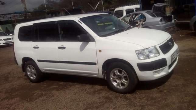 Toyota succeed 2008 model Nairobi CBD - image 4