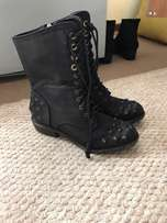 YDE Studded Boots