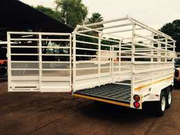 Brand new Cattle trailer