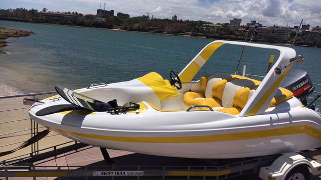 speed boat for sale. Tudor Four - image 1