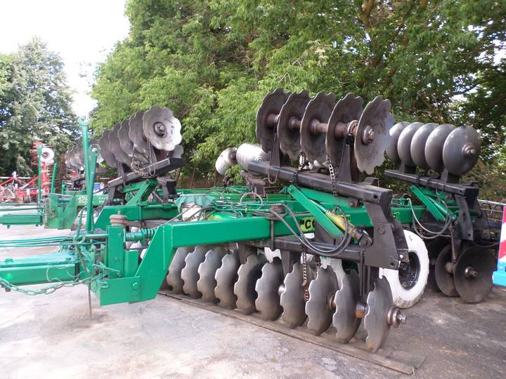 SOLOHA disk harrow - 2010