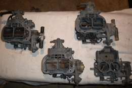 3L FORD 38 DG AS 1A carburetors for sale R1300.00 for all four