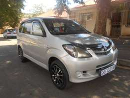 Toyota Avanza 1.5 SX, 2010 model, Silver in color for sale