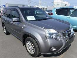 Nissan x trial new shape brand new car