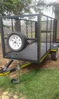 new multi purpose trailer