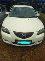 Mazda 3 faimily car