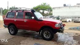 Land Cruiser 80 series GX FOR SALE