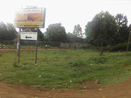 Land 50 acres 4 km from cbd very prime land touching tamac 60 million
