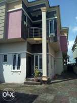 Newly renovated 4bedroom detached duplex for rent at southern view est