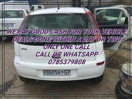 No nonsense deals for any condition of vehicles