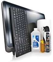 We Clean your Computers Inside and Out and blow dust to keep safe.