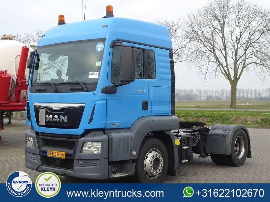MAN 18.440 TGS lx bls euro 6 - 2013
