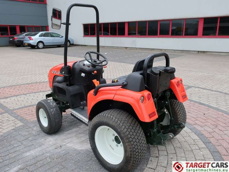Goldoni Boxter 25 Tractor 4WD Diesel 24HP - 2010 - image 6