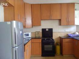 Fully furnished 2bedroom apartment on Rose avenue kilimani