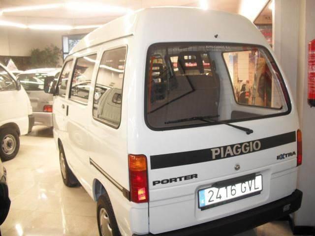 Piaggio Porter Combi 4 1.3 Ex - 2010
