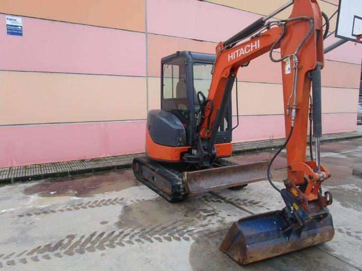 Hitachi Zx 29 U-3 Clr - 2012