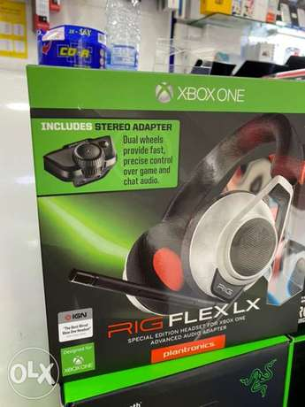 Headphone Rig Flix for Xbox & Pc