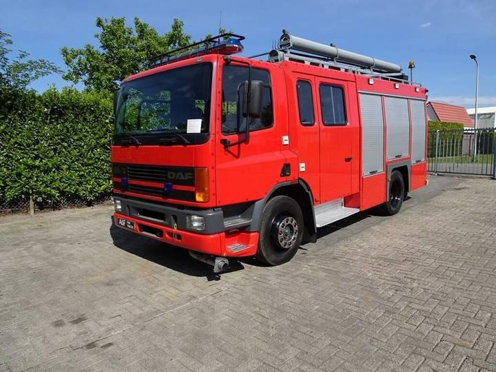 DAF 65-210 Daan Touw - Godiva - 1996