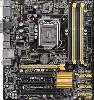 Asus q87m-e motherboard